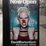 Street Art Project Improves Ads with Clown Nose Stickers