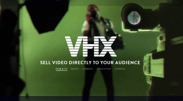 VHX Digital Distribution