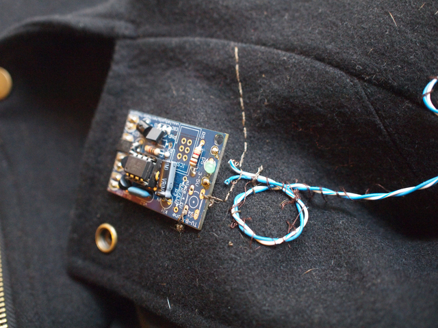 Washing Wearable Electronics Dry Clean
