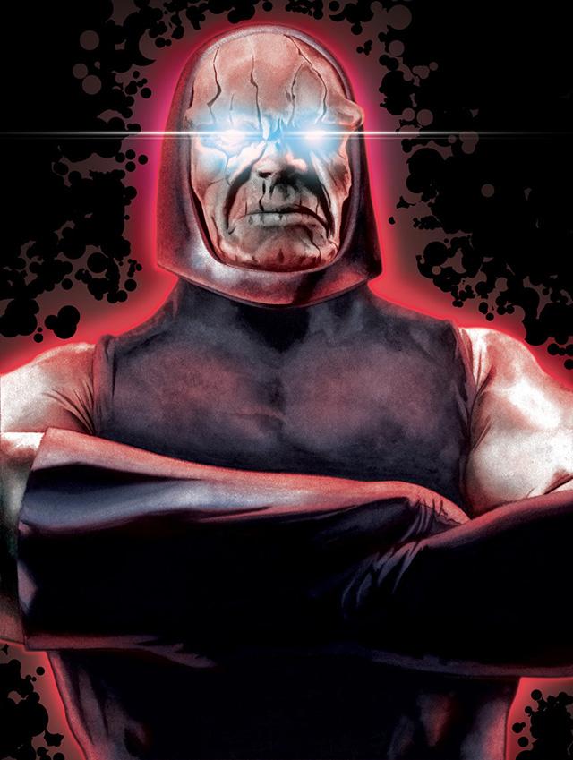 Darkseid by Jayson Weidel