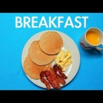 What A Typical Breakfast Looks Like In Different Countries Around the World