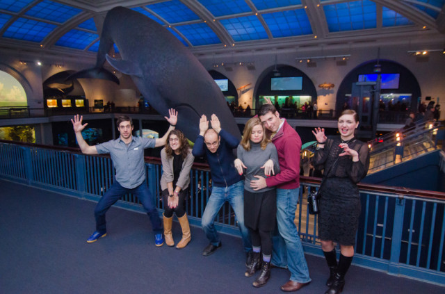 Museum Hack Tours of American Museum of Natural History