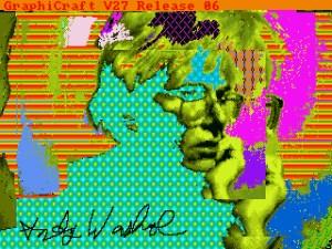 Andy Warhol Amiga
