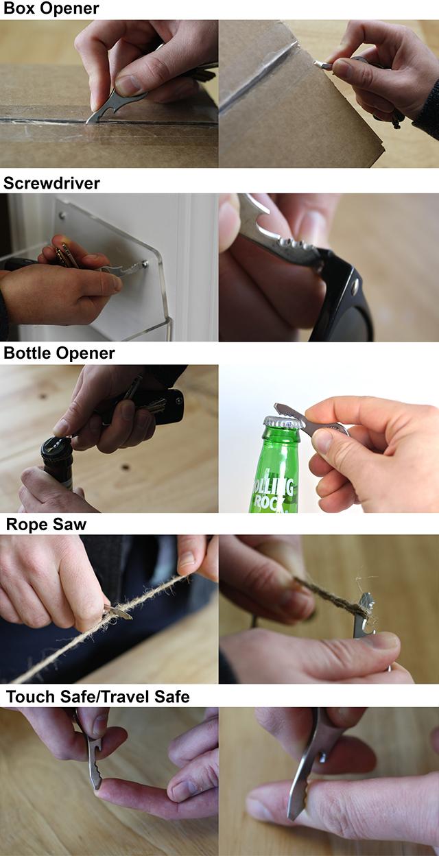 Quickey Multi-Tool
