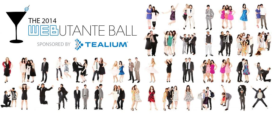 The 2014 Webutante Ball