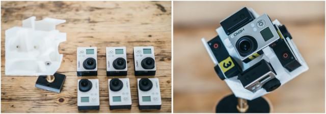 360 GoPro Cameras
