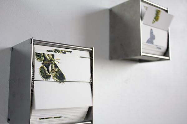 Flipbook Machines by  Juan Fontanive