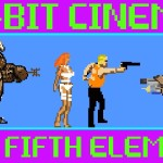 8-Bit Cinema – The Fifth Element Retold in Two Animated Minutes