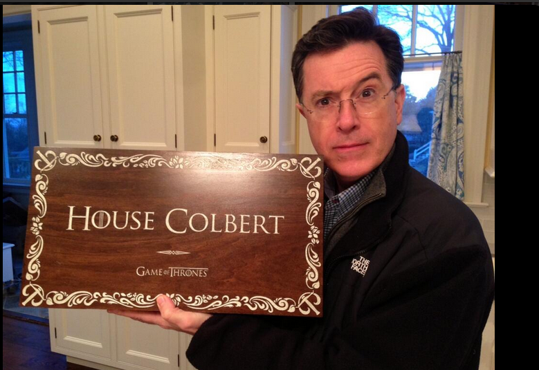 CBS Announces Stephen Colbert Will Be The Host of 'The Late Show' When David Letterman Retires