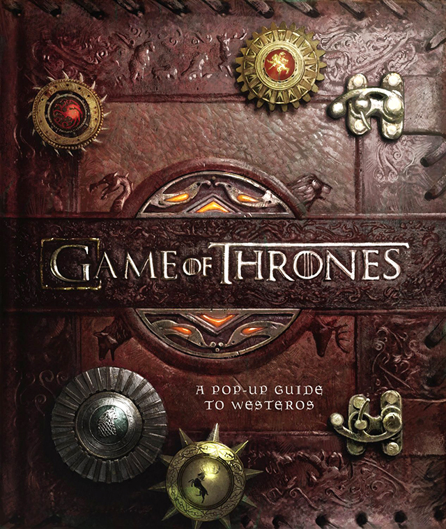 Amazing 'Game of Thrones' Pop-Up Book That Folds Out to ... on walking dead map, king of thrones map, world map, the game book map, harry potter book map, outlander book map, under the dome book map, king of thorns map, gameof thrones map, the mysterious island book map, wentworth prison scotland map, dothraki sea map,