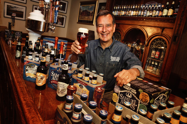Jim Koch - Samuel Adams