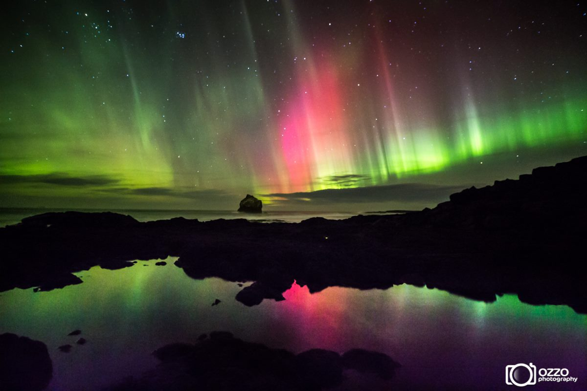 U0027This Is Icelandu0027, A Stunning Time Lapse Video Documenting The Northern  Lights Over Iceland