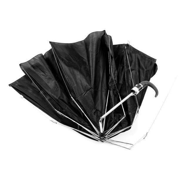 Mangled NYC Umbrellas