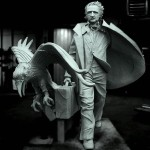 Statue of Edgar Allan Poe With a Giant Raven Will Be Unveiled in Boston in October