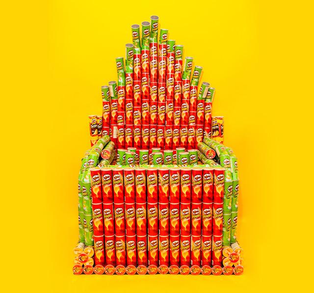 Pringles Organ