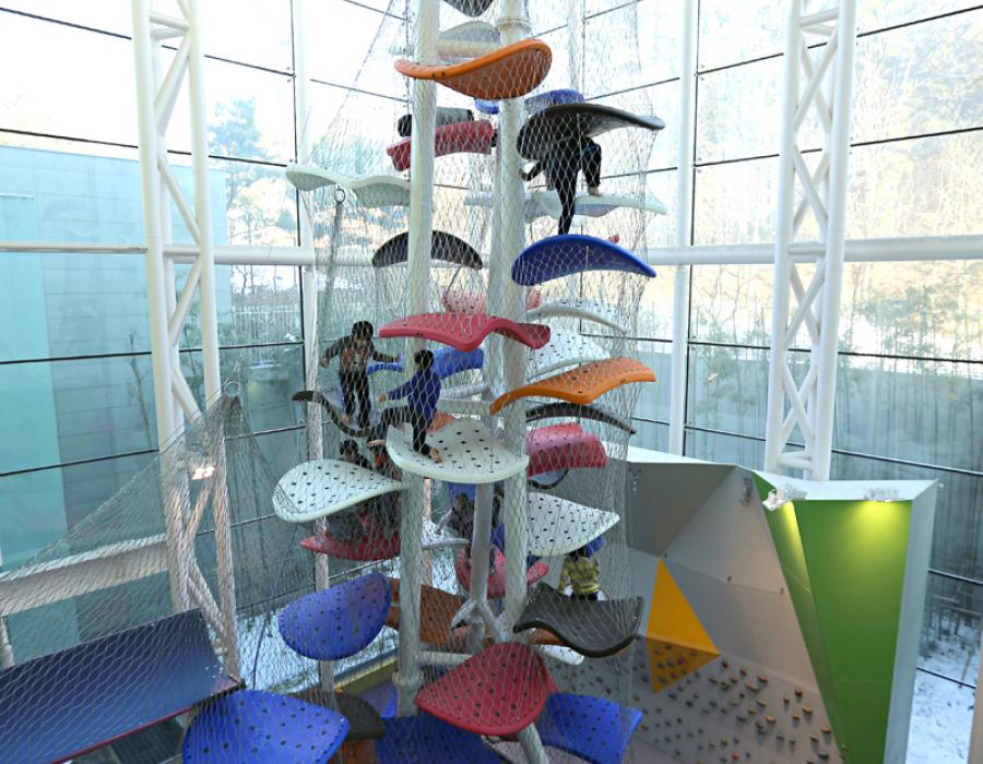 Kids Climbers Play Structures