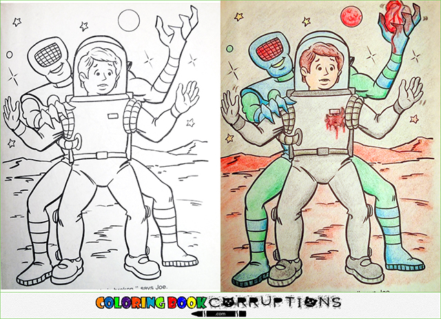 coloring book corruptions innocent children s coloring book pages - Coloring Book Kids