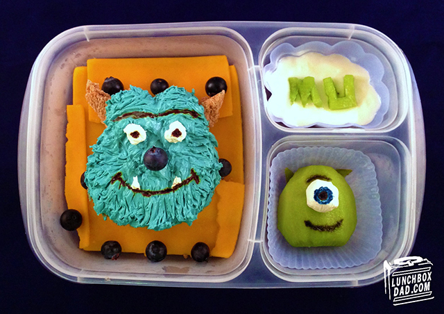 Lunchbox Dad Creates Amazing Pop Culture-Themed Lunches for His Two Kids Every Week