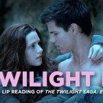 A Bad Lip Reading Parody of 'The Twilight Saga: Eclipse'