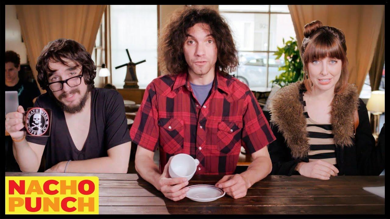 A Hilarious Parody of Obnoxious Coffee Snob Café Customers