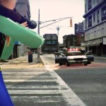 Anna and Elsa From Disney's Animated Film 'Frozen' Battle the Police in 'Grand Theft Auto IV'