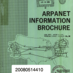 A Fascinating 1978 Information Brochure for ARPANET, The Network That Evolved Into Internet