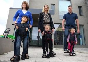 UpSee Walking Harness for Children