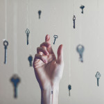 Tiny Tattoos, Whimsical Photos of Tattoos Paired with Matching Backgrounds