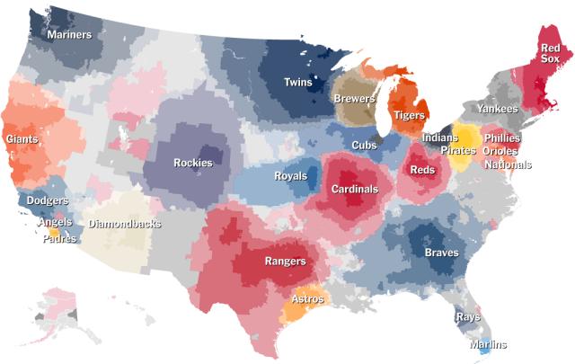Baseball Borders