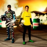 Castrol Footkhana, Ken Block Plays Soccer in His 650-HP Rally Car Against Brazilian FIFA Star Neymar Júnior