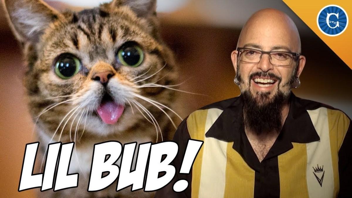 Cat behaviorist jackson galaxy talks with li l bub s human for Jackson cat whisperer