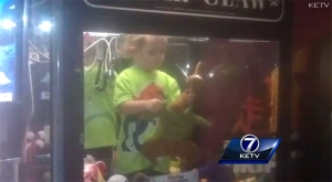 Claw Machine Kid