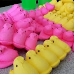 Competitive Eater Consumes One Hundred Marshmallow Peeps In Just Over Two Minutes, Decimating Previous Record