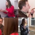 video couple keeps it interesting by bickering in differ
