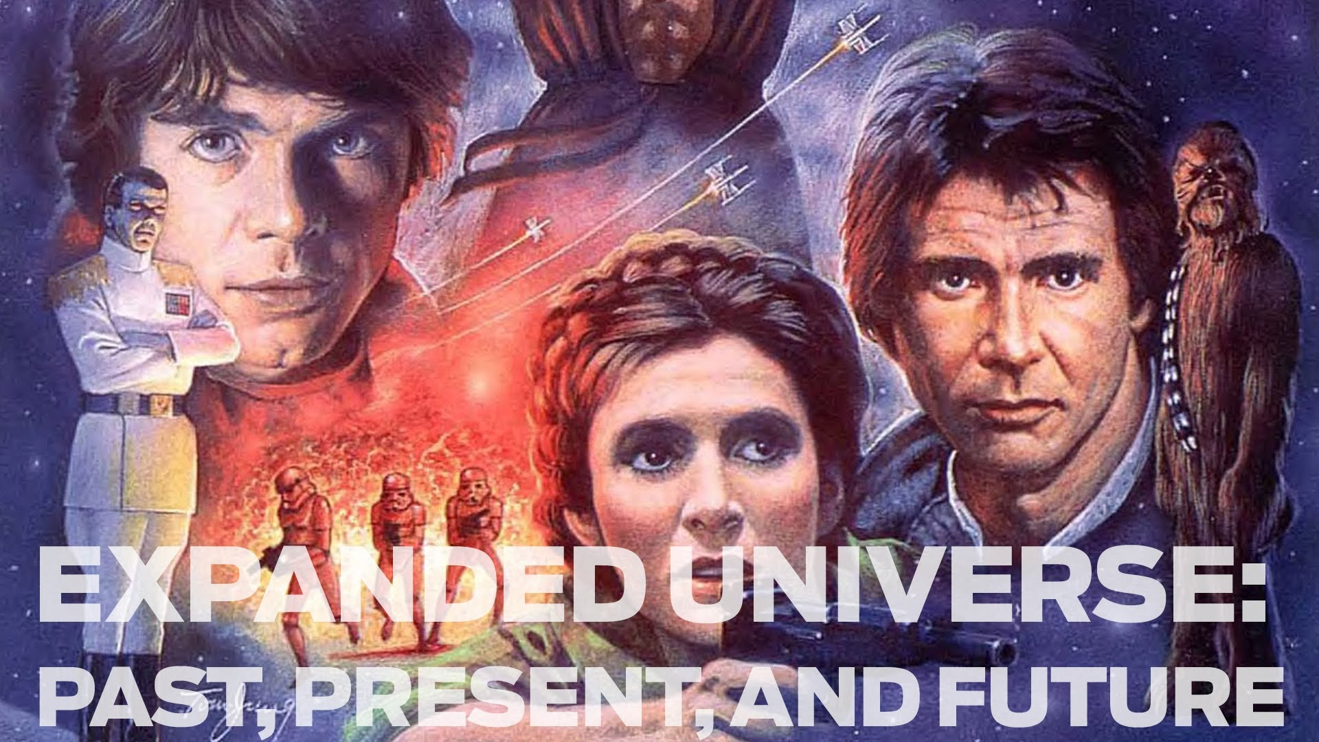 Disney Abandons the Old 'Star Wars' Expanded Universe, Will Connect All Creative Developments Going Forward