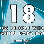 Famous People Who Are Missing Body Parts