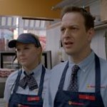 Amy Schumer & Josh Charles Parody 'The Newsroom' With Sorkin-Style Drama 'The Foodroom' Inside a Fast Food Restaurant