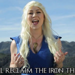 Game of Thrones Medley, The Houses of Westeros Sing Their Hearts Out in a 'Game of Thrones' Music Video Parody