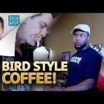 Jack Vale Shocks Customers Who Order Bird Style Coffee by Gargling Their Coffee and Spitting It Back Into the Cup