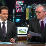Josh Charles Reprises 'Sports Night' Character Dan Rydell on Keith Olbermann's ESPN Show