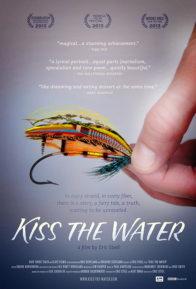 'Kiss the Water', A Documentary Film About Celebrated Fishing Fly Maker Megan Boyd