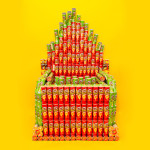 Artists Build Playable Organ out of Pringles Cans