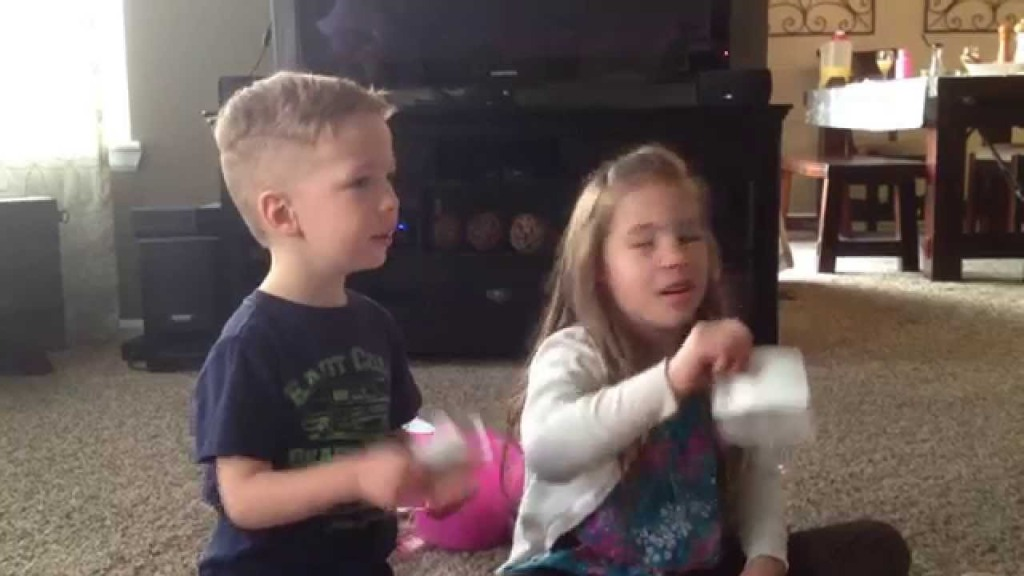 Little Girl Reacts Ecstatically To the News That 'Mommy's Having A Baby'