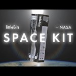 littleBits Space Kit, A Space-Themed Set of Circuit Board Modules Featuring Lesson Plans by NASA