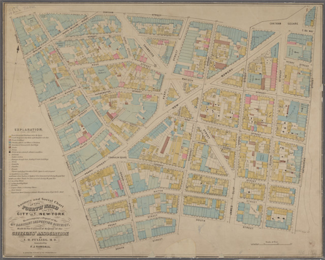 NYPL Open Access Maps