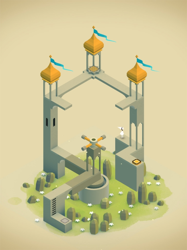 Monument Valley Video Game