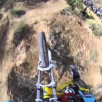 Mountain Biker Geoff Gulevich's Insane Downhill Canyon Run Filmed on a GoPro Camera