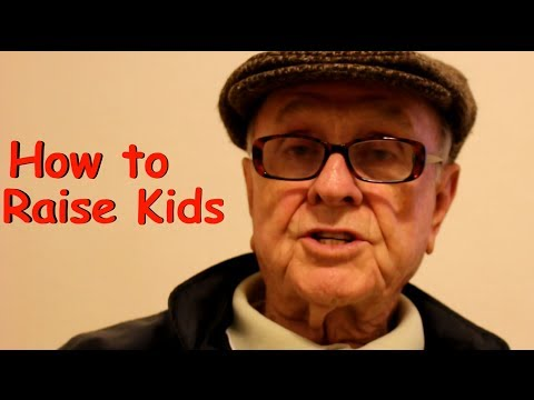 Mr. Forthright Gives Parenting Advice On How To Raise Kids Who Aren't Awful