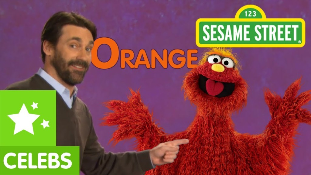 Murray Learns About the Letter 'O' With a Jovial Jon Hamm on Sesame Street