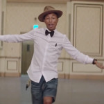 A Musicless Version of the Music Video for Pharrell Williams' Hit Song 'Happy'